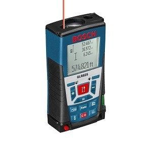 bosch glr825 laser tape measure