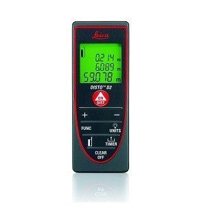 leica disto d2 laser tape measure